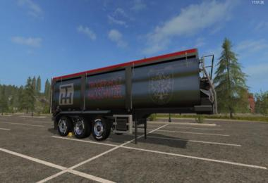 TH Krampe 3060 for Schubert truck v1.1