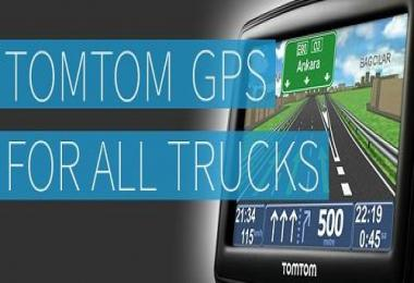 Tomtom Navigator v2.0 For all Trucks 1.26