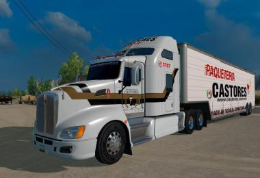 Tractocamion Kenworth T660 (for ATS V1.5)