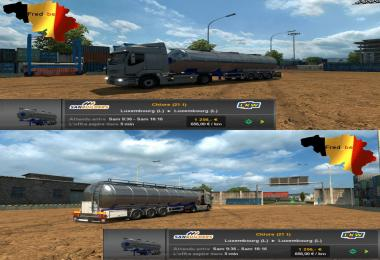 Trailer Cistern Chrome V1.26
