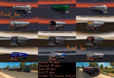 Trailer Pack Cistern V1.26