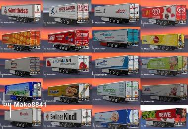 Trailers 20 Krone Cool Liners Pack