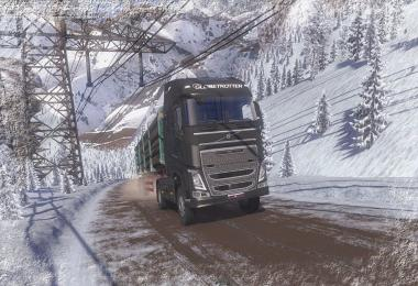 Truckers Map (Verry Hard map)