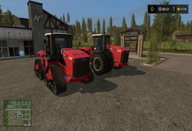 Versatile 500 Quad & Wheels v1.0