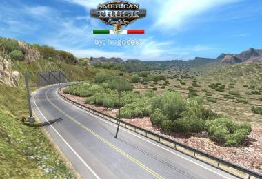 Viva Mexico Map Fix Version + Compatible Coast to Coast v2.1.1