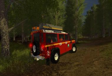 VLHR LAND ROVER DEFENDER v1