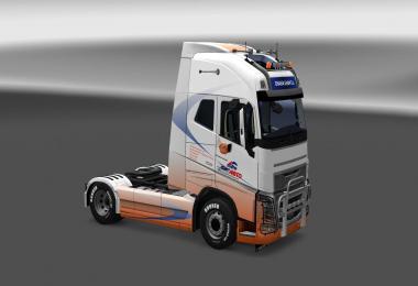 Volvo 2013 Bigavto Skin v1