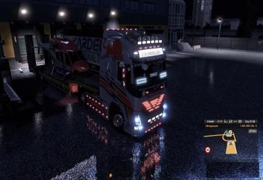 Volvo FH16 2012 Full Tuning
