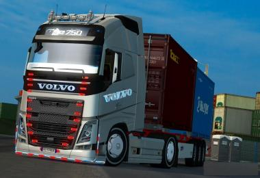 Volvo FH16 750 Turkish Edition