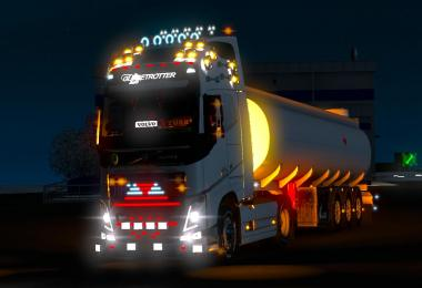 Volvo FH16 Full Tuning v1.0