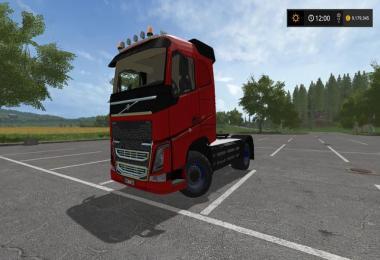 Volvo FH4 540 AGRICULTURAL v1.0