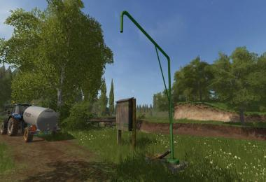 Waterpumpstation v1.1 Free Water