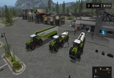 XERION EDITION GOLD by QWARES1 v1.1