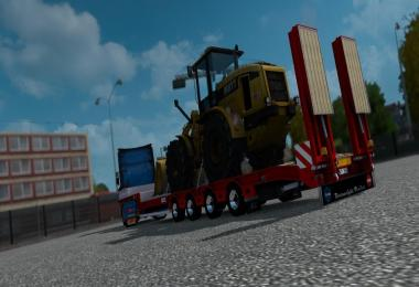 ZORZI Platform Trailer