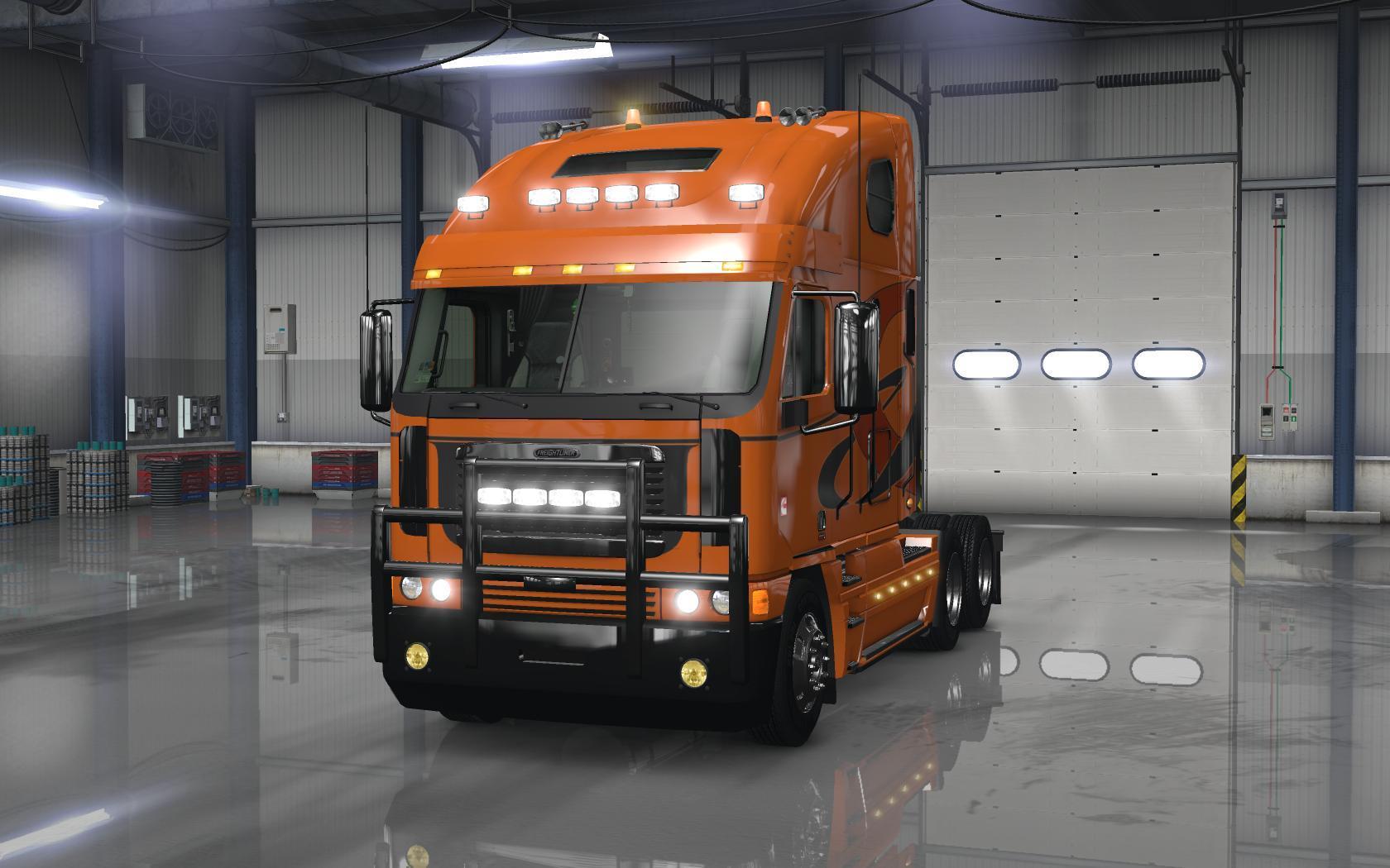 Trucks Pack Mod v 1.5