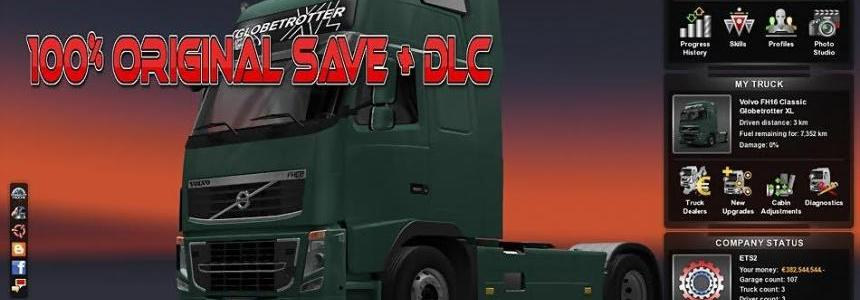 100% Original Save + DLC v1.0