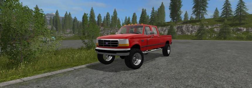 1996 Ford F-350 v1.0