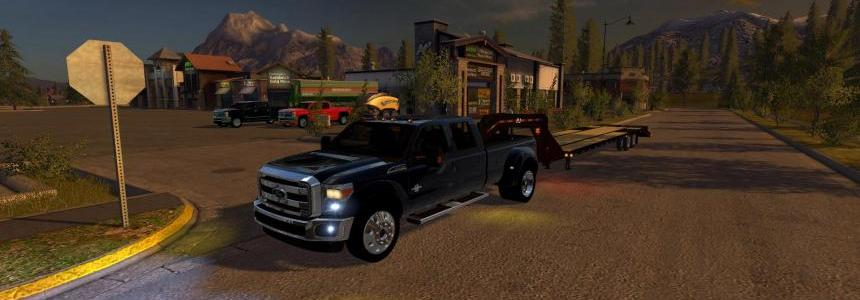 2016 Ford F 350 V1 reworked