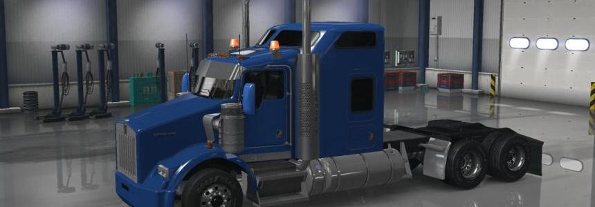 2016 Kenworth T800 v0.5.4 Beta for ATS v1.5.3