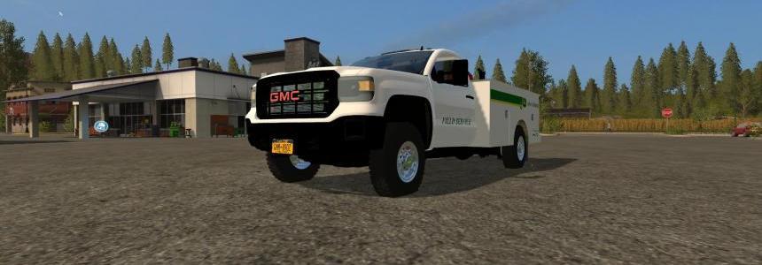 GMC Sierra Service Truck V1.0