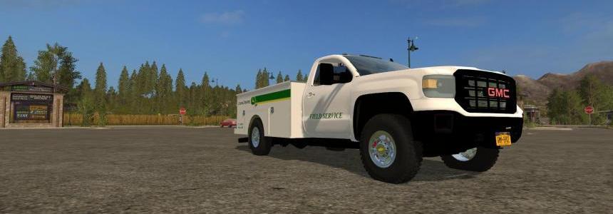 GMC Sierra Service Truck V2.0