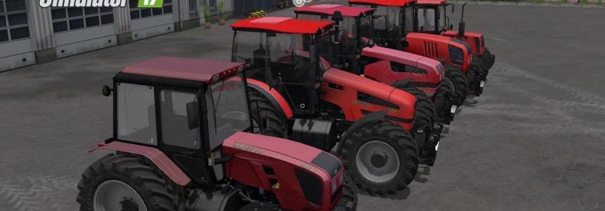 Belarus Tractor Pack v1.1