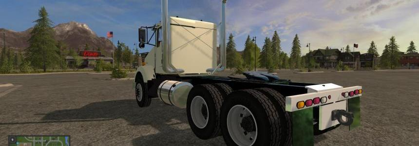 KST Kenworth T800 Dual Axle For That One Guy v1.0