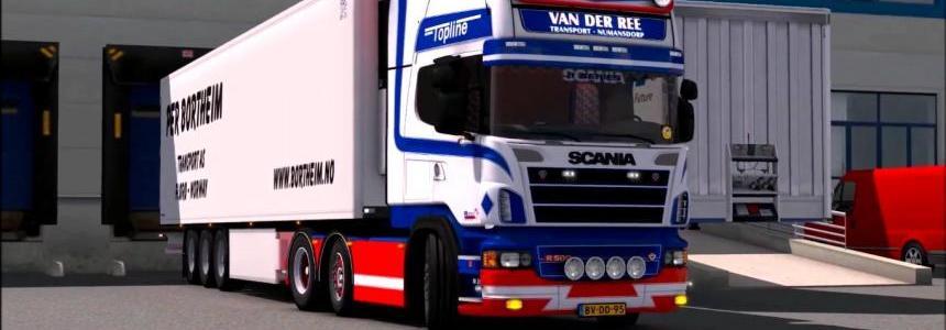 Scania Van Der Ree