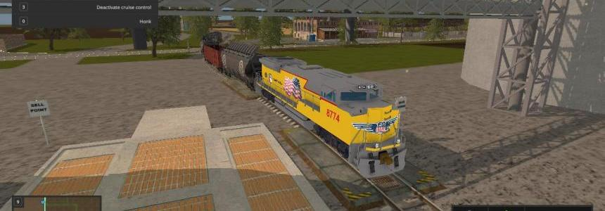 Union Pacific Train v1