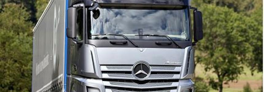 Mercedes Benz Mp4 sound mod v1