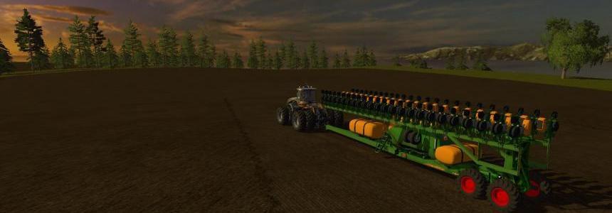 Amazone 48 Row Seeder v1