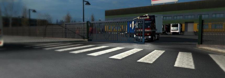 Animated gates in companies v1.5