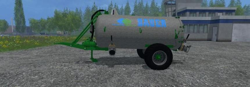 Bauer VB 60 Liquid manure spreader v1