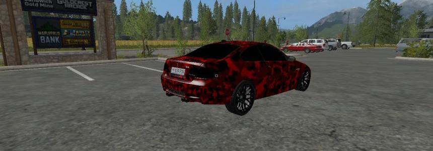 Bmw M3 de GMK v1.0