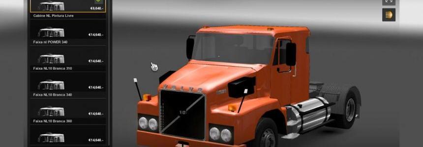 Brazilian Trucks Pack v1.0