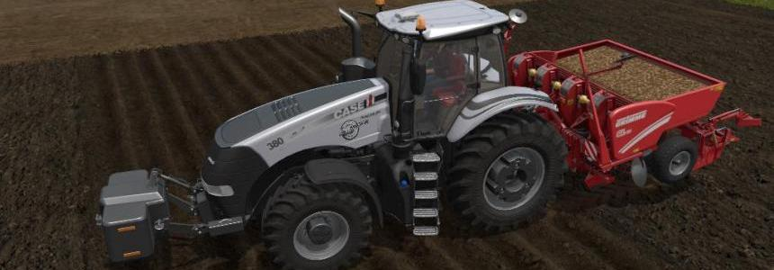 Case IH Magnum 340/380 25 aniversario + 2 new degings