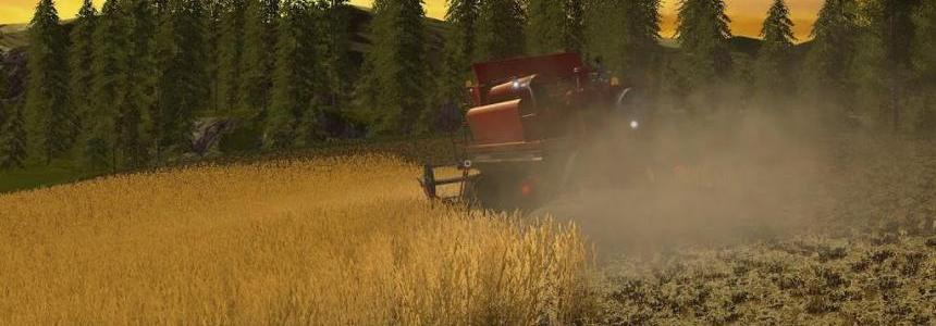 Chopped Straw For Harvesters v1.0.0.7