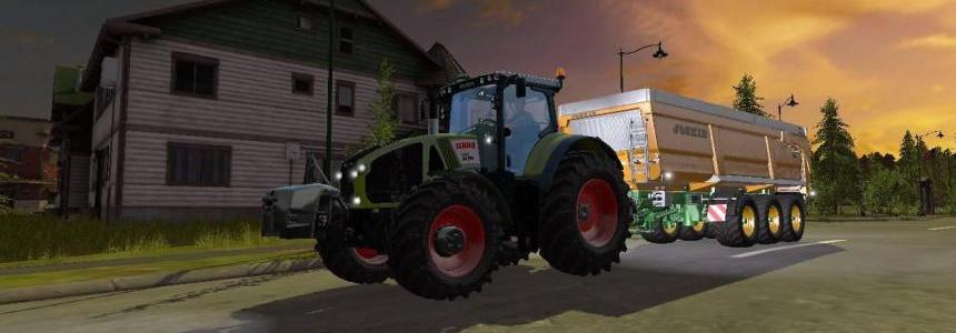 CLAAS AXION 920 v1.0