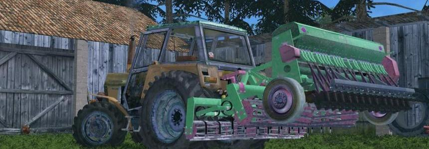 Combine seed drill (FS15) v1.0