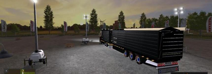 Conow Volvo articulated Long v0.1