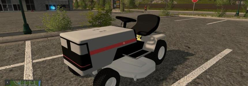 Craftsman Lawn mower Converted v1.2.0