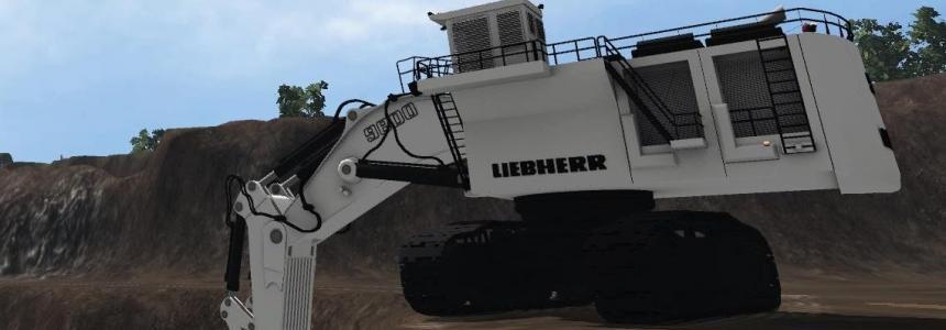 Dj6310 Liebherr 9800 converted v1