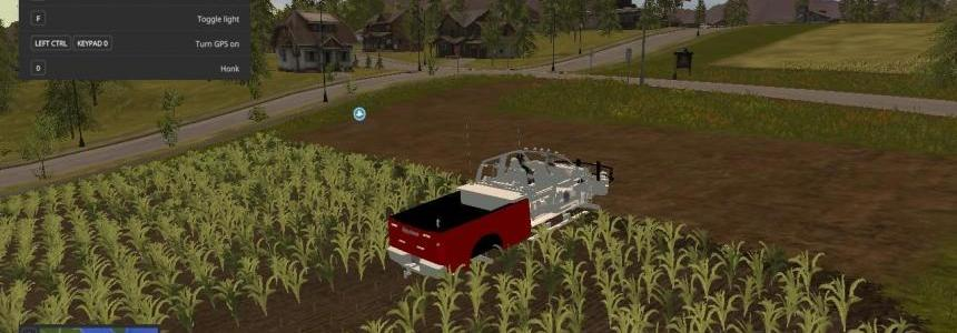 FORD CHIEF TRUCK v1