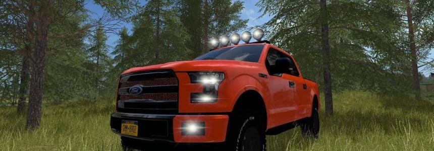 Ford F-150 Lariat v1.0