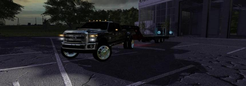 Ford F-350 Super Duty Dually v1