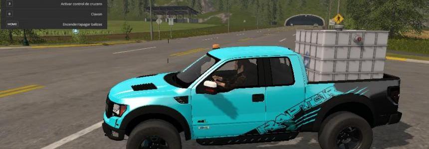 Ford F150 Raptor autoloader v1.1