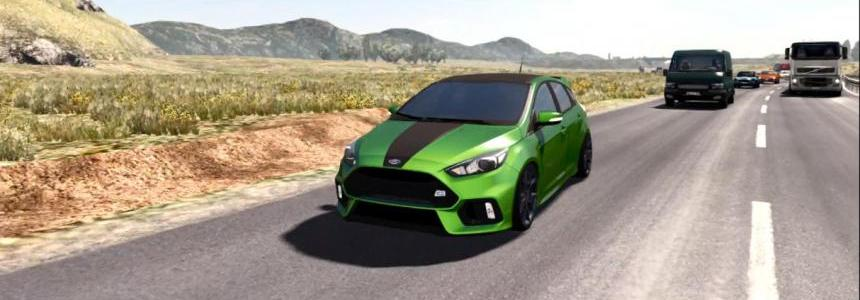 Ford Focus RS Simple 1.26.x