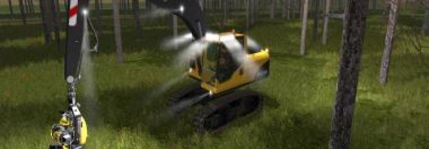 FS17 Volvo230 Foresty V2
