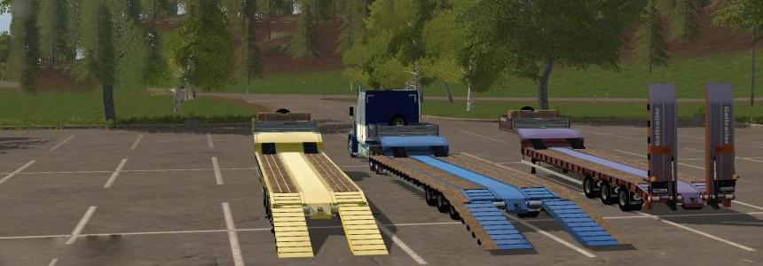 Gal Low Loader Trailer v2.0