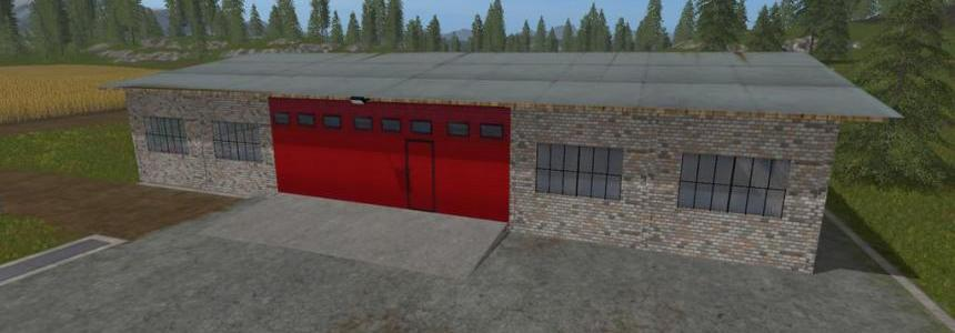 Garage Placeable v1.0